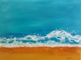 Wave Abstract 30 x 40 SOLD
